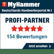 Kundenbewertungen auf MyHammer